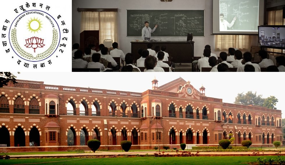 Teaching and Non-Teaching Positions at Dayalbagh Educational Institute, Agra, India