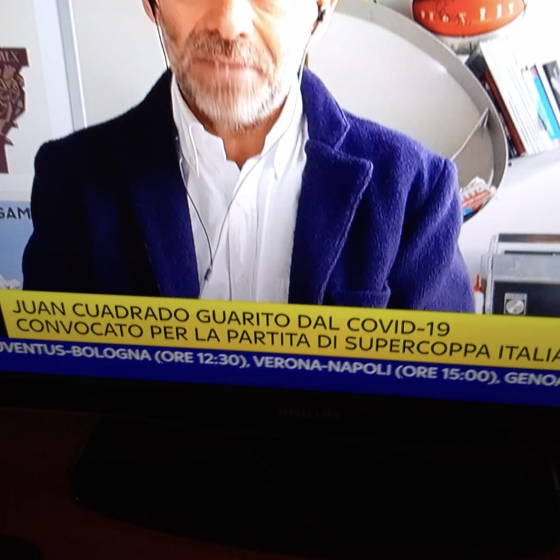 #JuveNapoli