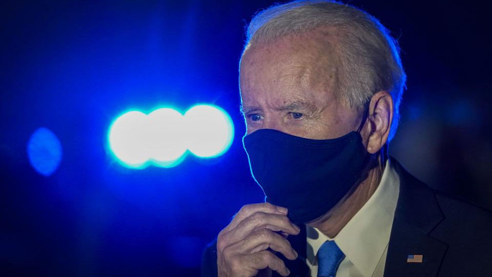 Here are 6 big numbers that show the stock market's wild rise since Biden was last in the White House: