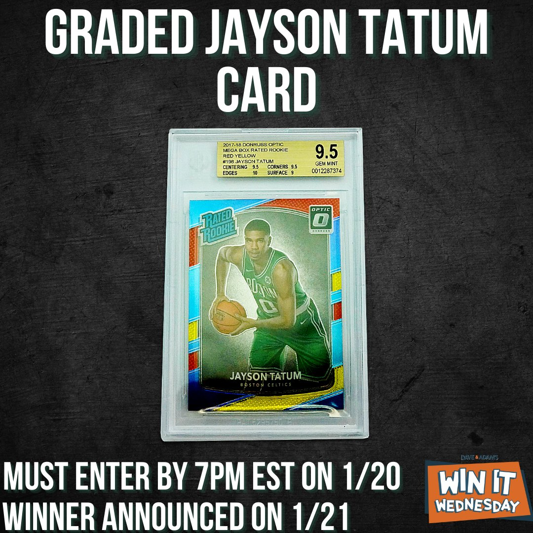 The @hpcollect team gave us quite the prize to use in this weeks giveaway! Even though Tatum isn't playing tonight, like/share this post & correctly guess how many points the Celtics will have against the 76ers tonight! *if no correct answers, winner will be drawn at random*