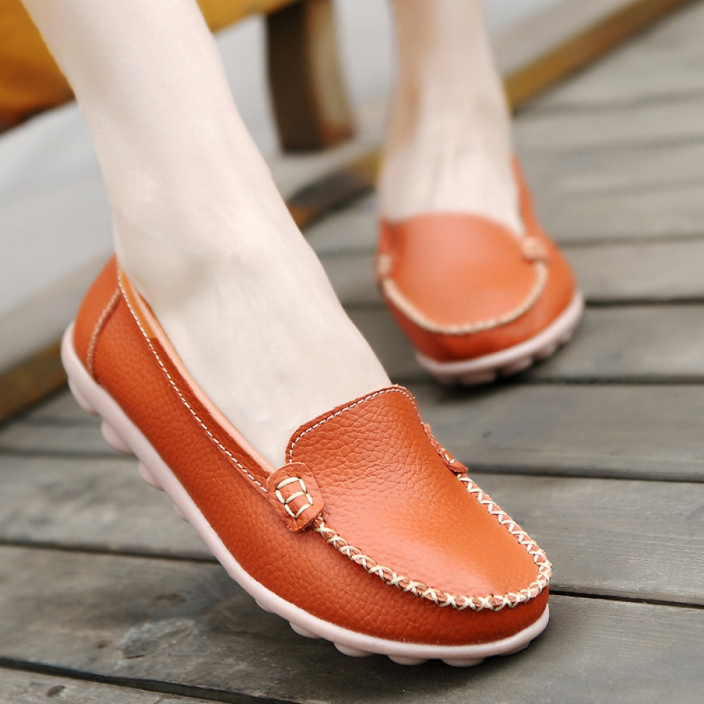 #fashion #healthylife Casual Slip-On Leather Women's Loafer Shoes https://t.co/JwAgXVGgZK https://t.co/XkcHF52gS0