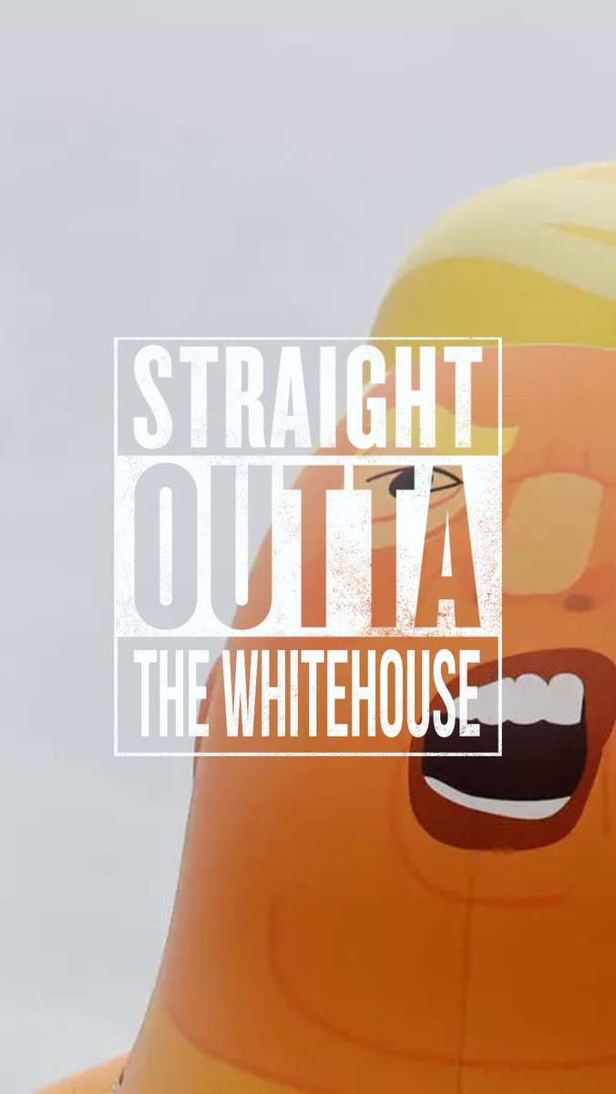 @POTUS straight outta the @WhiteHouse.  @JoeBiden @DrBiden we have faith from across the pond.  #WashingtonDC #Inauguration2021 #InaugurationDay @CNN   Let's have a return to normality, and true #Presidential behaviour.  #AfterTrump #ImpeachmentDay #BidenHarrisInauguration