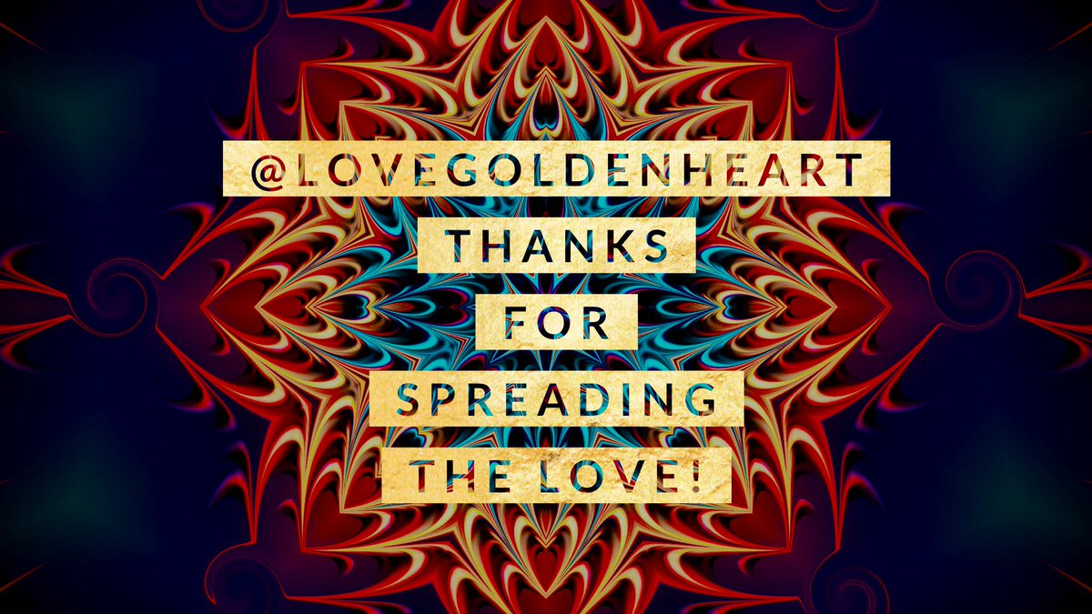 The world is better because of your love and positive vibes.  @Earthles @AmyBarbera @ArtCarvajalJr @arunbhar @ReikiArthur @TheTwinPowers @MyPowertalk @eldiablo0786 @SDGS4GOOD @PoloOrtiz9 @TW2CayC @BryantCPA @PrachiMalik @JanetNestor @Joan_Kappes  #Goldenhearts #wednesdaythought