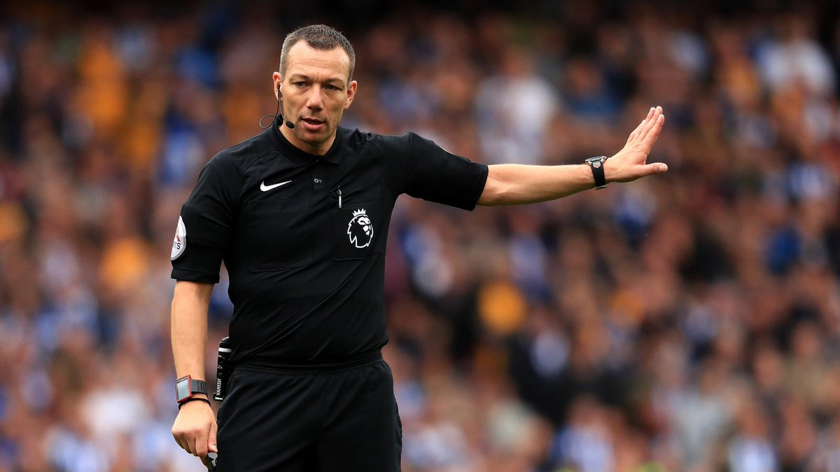 🔴 REF WATCH 🟡  Kevin Friend will be the man in the middle when we host Nottingham Forest in the #EmiratesFACup this weekend.  👉   @EmiratesFACup | @TheEventsDC