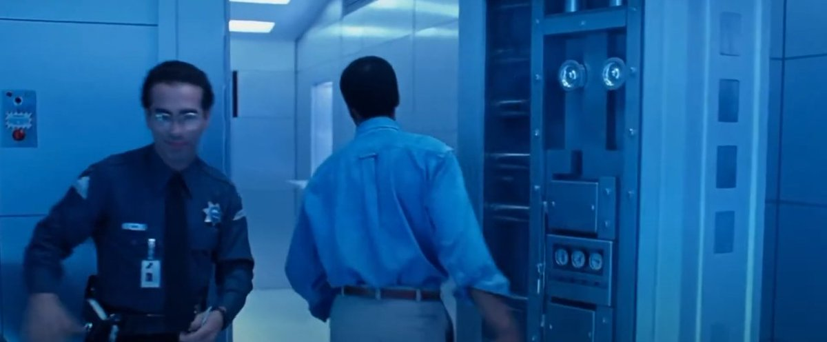 first picture from Terminator 2 second picture is for the portal  the doors are similar to eachother !!