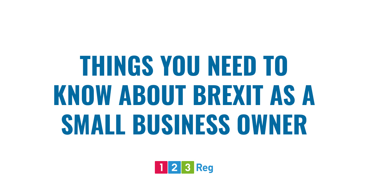 Our guide gives a brief overview of the most important areas that are likely to affect you. https://t.co/l0vHrQaoLJ #Brexit #SmallBusiness https://t.co/ZzJZJkRgv9