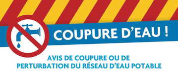 En raison d'une importante fuite d'eau, une coupure d'eau en urgence a lieu ce 20 janvier au carrefour de la rue Adrien Nordet et la rue du Gouvernement à @a_saint_quentin https://t.co/STTOLZ5V2z