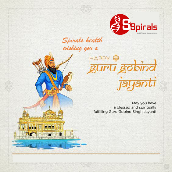 #Gurupurab Di Vadhaiyaan! May #Guru #Gobind Singh Ji bestow his divine #blessings on you and your family, bless you with #happiness, peace, and joy for eternity, may the Guru inspire us all to become better human beings, Wish You A Happy Gurpurab! https://t.co/y2IyWho5gi