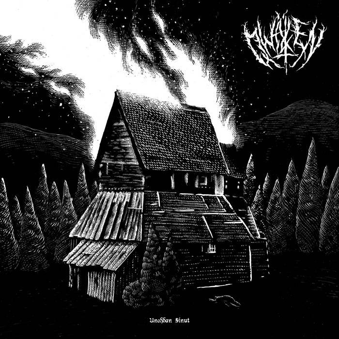 "QWÄLEN TO RELEASE ""UNOHDAN SINUT""   @timetokillreco1    #qwalen #metal #blackmetal #finland #finlandia #musicextreme #music #art #band #newmusic #wednesdaythought #WednesdayMotivation #Wednesdayvibe RT"