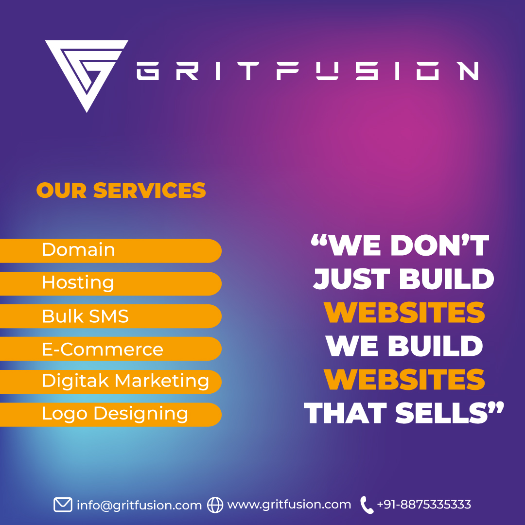 A successful website does these things: . 👉 It attracts the right kinds of visitors. 👉 Guides them to the main services or products you offer. . Visit- https://t.co/hSCSEw5VCE . #gritfusion #SoundOfChampions #wisely   #gurupurab https://t.co/H65JLCZgO3