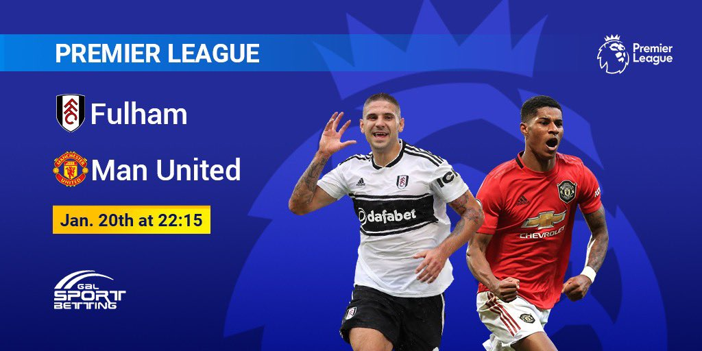 𝐏𝐫𝐞𝐦𝐢𝐞𝐫 𝐋𝐞𝐚𝐠𝐮𝐞   Teams Fulham Manchester United played so far 32 matches.Fulham won 3 direct matches. Manchester United won 24 matches, 5 matches ended in a draw. On average in direct matches both teams scored a 3.41 goals per Match. 👉    #PL