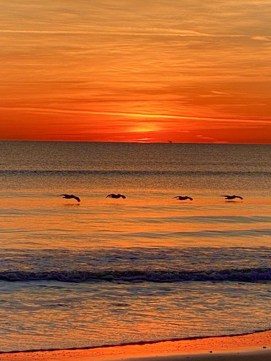 New day dawning. #grateful