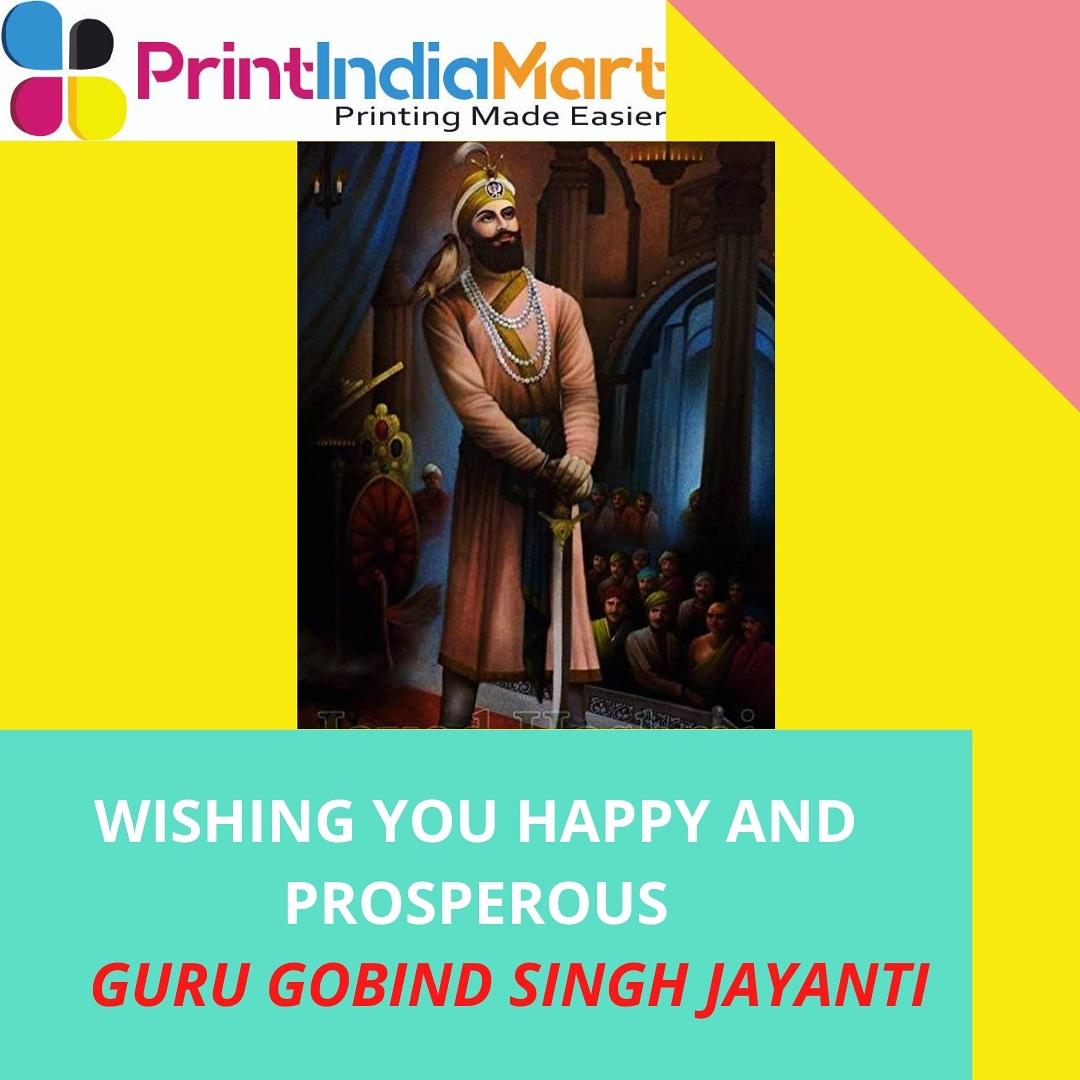 Printindiamart  wishes you Happy guru Govind Singh Jayanti ♥️  Follow - @_printindiamart website - https://t.co/OKkG3uE3Pg   #printindiamart #omtradingindia   #ohmanykart #gurugobindsinghji #jayanti #gurugobindsinghjayanti #waheguru #like #share #follow #gobind #dmifyouwant #dm https://t.co/jXIRxSOpnl