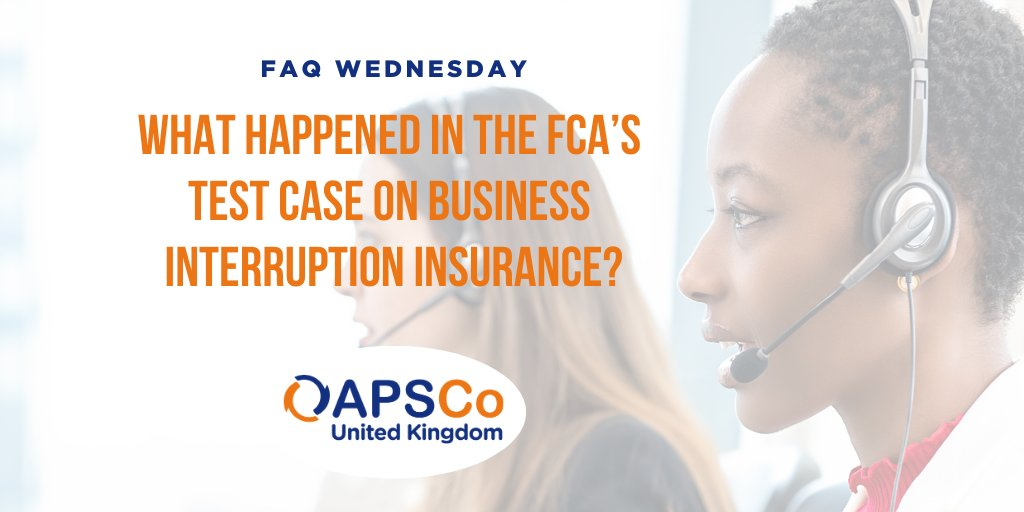 On 15 January, the Supreme Court handed down its judgment which ruled in favour of policyholders who were claiming for COVID-related losses caused by national restrictions.   Read more here:   #FAQWednesday #WednesdayWisdom #APSCo