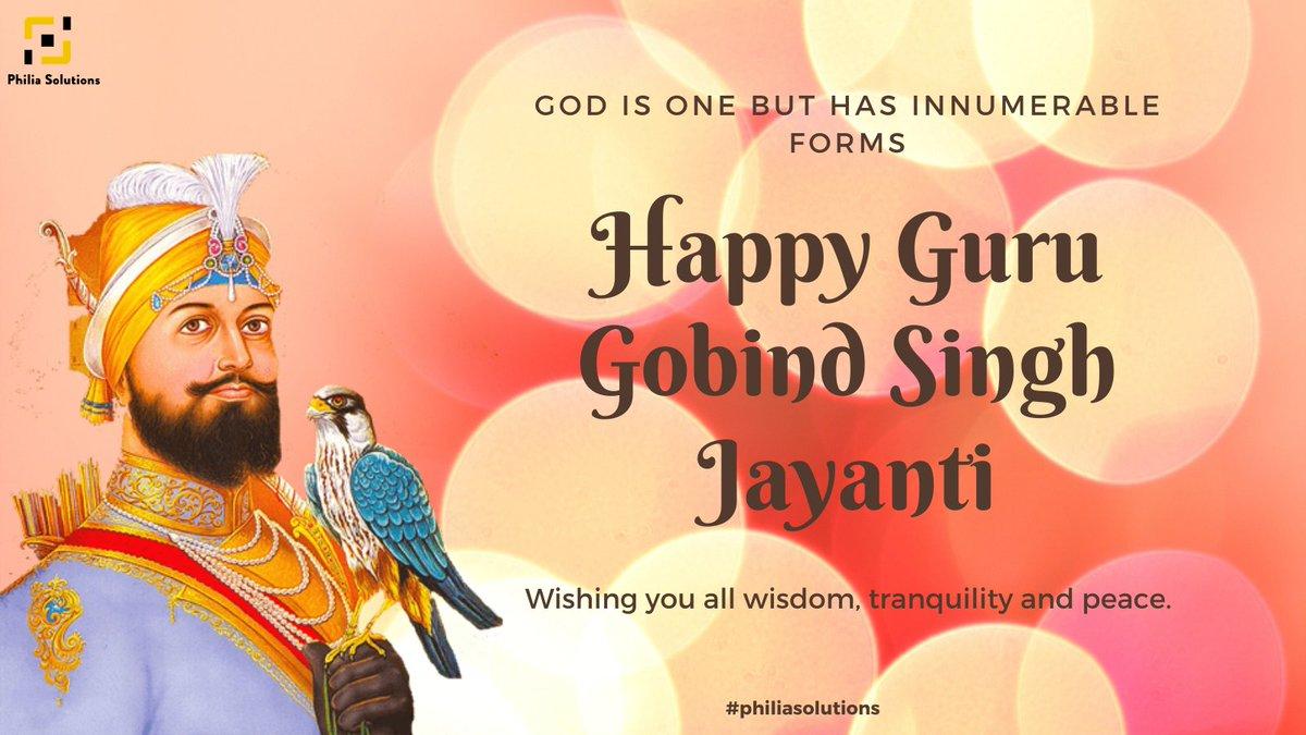 May all your wishes and dreams come true. Happy Guru Gobind Singh Jayanti! #philiasolutions #gurugobindsingh #waheguru #sikh #satnamwaheguru #goldentemple #waheguruji #gurugobindsinghji #gurunanak #gurunanakdevji #harmandirsahib #gurmat #gurugranthsahibji  #wahegurusimran https://t.co/t38smL20Mf