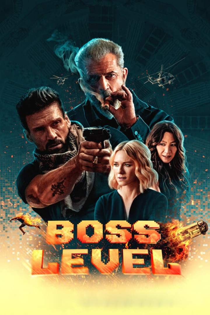 Boss Level poster   #Instagram #instagood #movies #film #photooftheday #actor #entertainment #gaming #gamers #love #influencer #netflix #retweet #f4f #followforfollowback #like #l4l #hollywood #frankgrillo @bosslevelmovies #melgibson