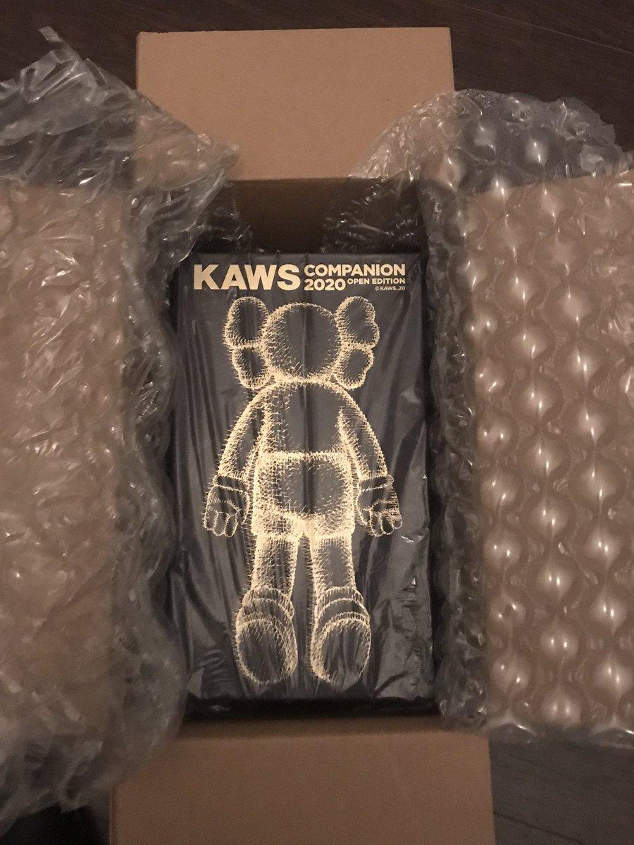 #kaws