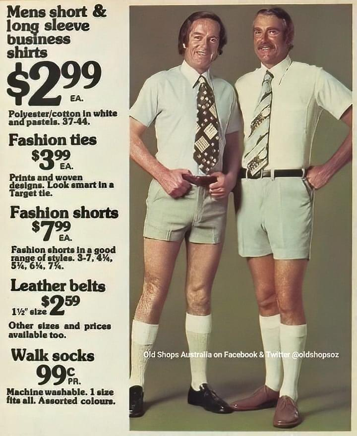 Gone are the days when choice was simple #lifestyle #fashionblogger #menswear #fashion #loveaustralia https://t.co/g4XkxCjDln