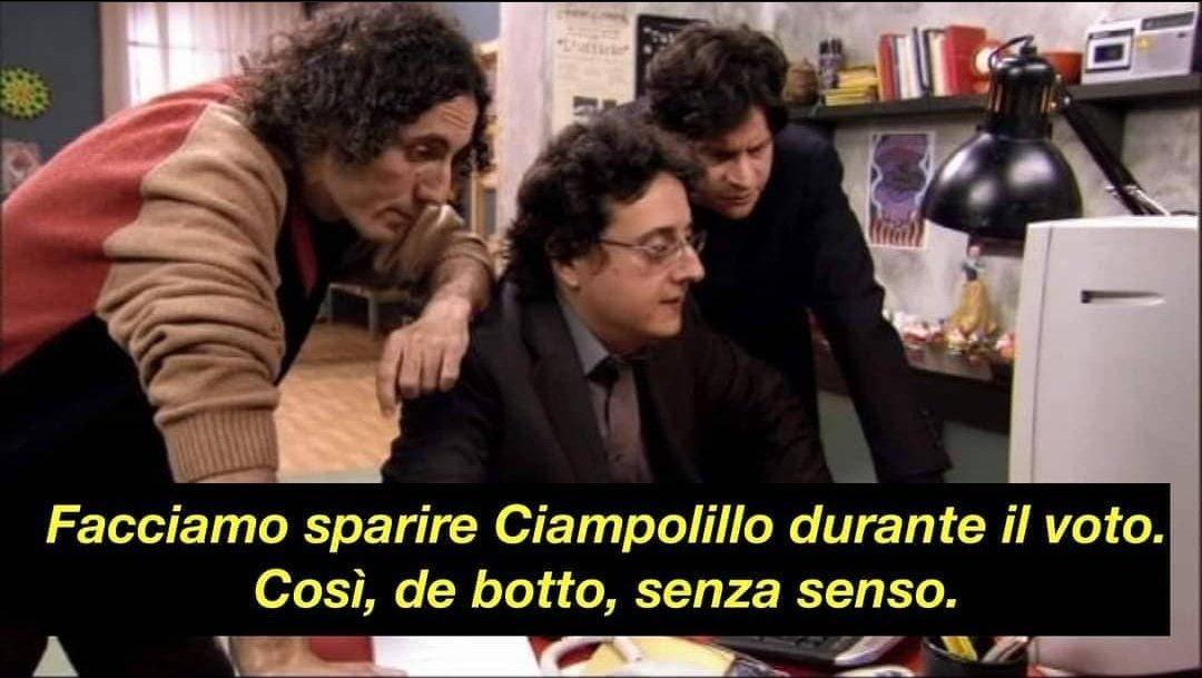 #ciampolillo