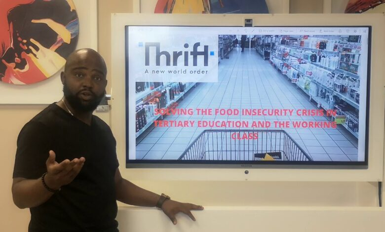 New Tech Startups Aims To Provide Affordable Groceries For Townships    @mongane_thabiso @ThriftZa @spazastore @FMCGBusiness #investing #invest #Africa  #Entrepreneur #Deals #strategy #wednesdaythought