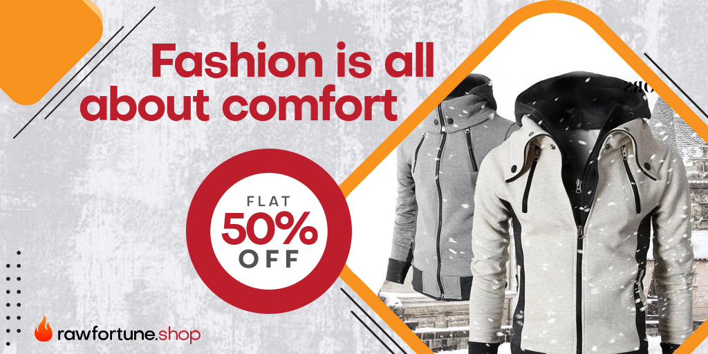 Fashion is all about comfort!  Shop @rawfortune_  and save up to 50% Shop Now!  #newyearsale #sports #wear #women #men #girls #black #shoestyle #yogapants #yogaoutfit #yoga #yogashirt #yogalife #bra #sportsbra #undergarments #sneaker #shoes #footwear #jacket #jacketstyle
