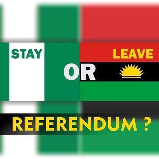 The time is now. Please share. #trending #Bitcoin #BiafraReferendum #Nigeria #SaveLives #Referendum #Africa #Biafra #EndNigeriaNow #EndNigeriaNowToSaveLives #love #Christian #Jews #Israel #Canada #UnitedNations #IgboPresidency