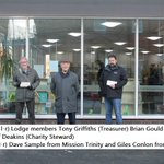 Image for the Tweet beginning: St Cuthbert's #Freemasons Lodge 630