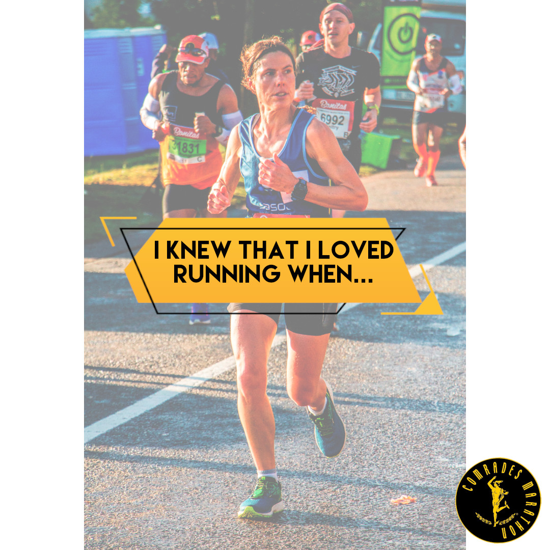 "When did you have your ""I'm a runner now"" moment?💡🏅🏃🏃♀️🙌  #RunningForLife #RunningForJoy #ImARunner #OneStepAtATime @ComradesRace https://t.co/l5649cQxAh"
