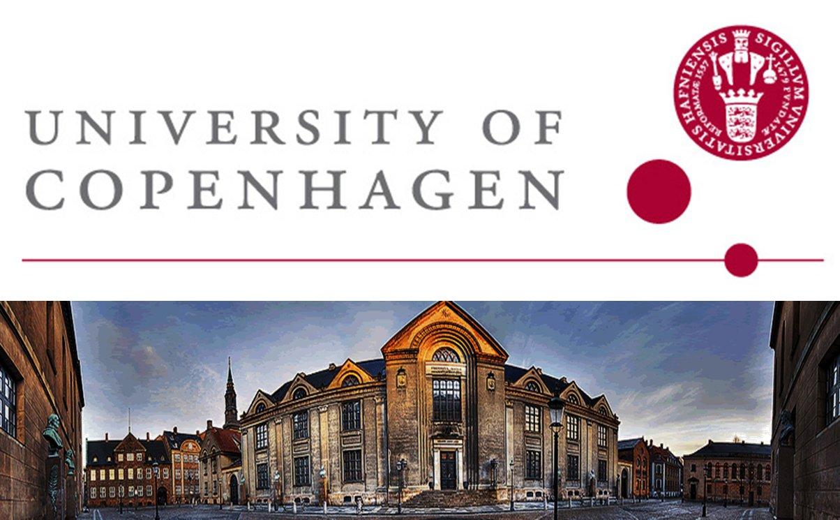 Two Ph.D. Fellowship Positions at University of Copenhagen, Denmark