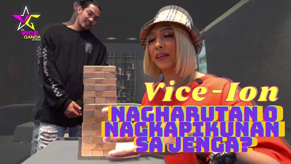 Replying to @teamvicePH: Ma-replay nga ulit para non-stop ang Vice-Ion moments! 🤪❤️  Vlog link: