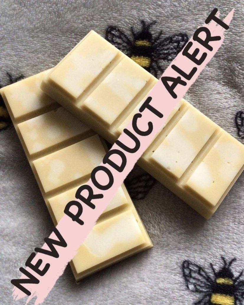 I now have snap bars available on my Etsy shop!  They're currently available in most of the scents that I've got as individual melts  Go take a look! https://t.co/v3dSr0IUoB  #SmallBusinessUK #shopsmall https://t.co/y0CTk11A4s