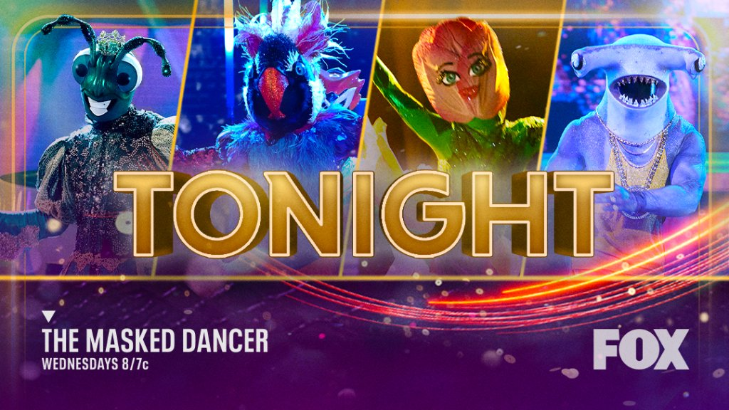 Will your fave join the Super Six? 💃🕺  RT if you're watching #TheMaskedDancer Group A playoffs tonight at 8/7c!