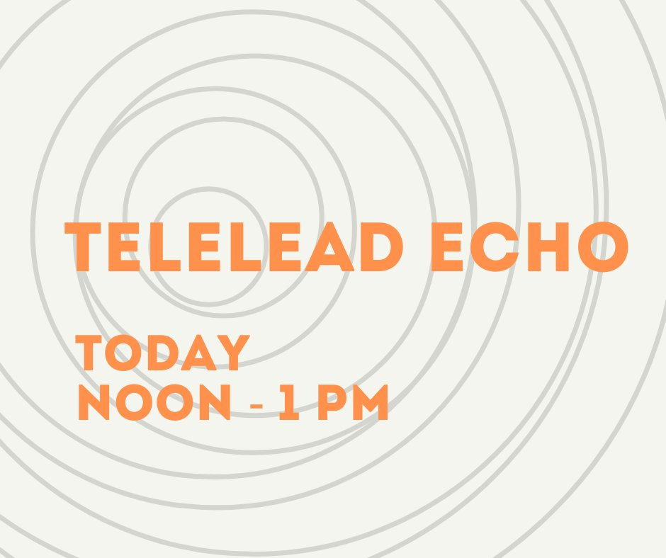 Reminder: TeleLEAD is today from noon - 1 pm. Register for free here: okstate.forms-db.com/view.php?id=26…
