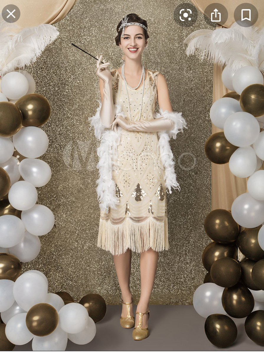 The #flappers the go to #dress style of the #1920s popularized greatly by the #iconic #cocochanel and brought back by the 2013 remake of the #TheGreatGatsby with #LeonardoDiCaprio #vintagestyle #vintageclothing #fashionblogger #Fashionista #FashionPhotography #100years #legends https://t.co/N76ZzcoNP8