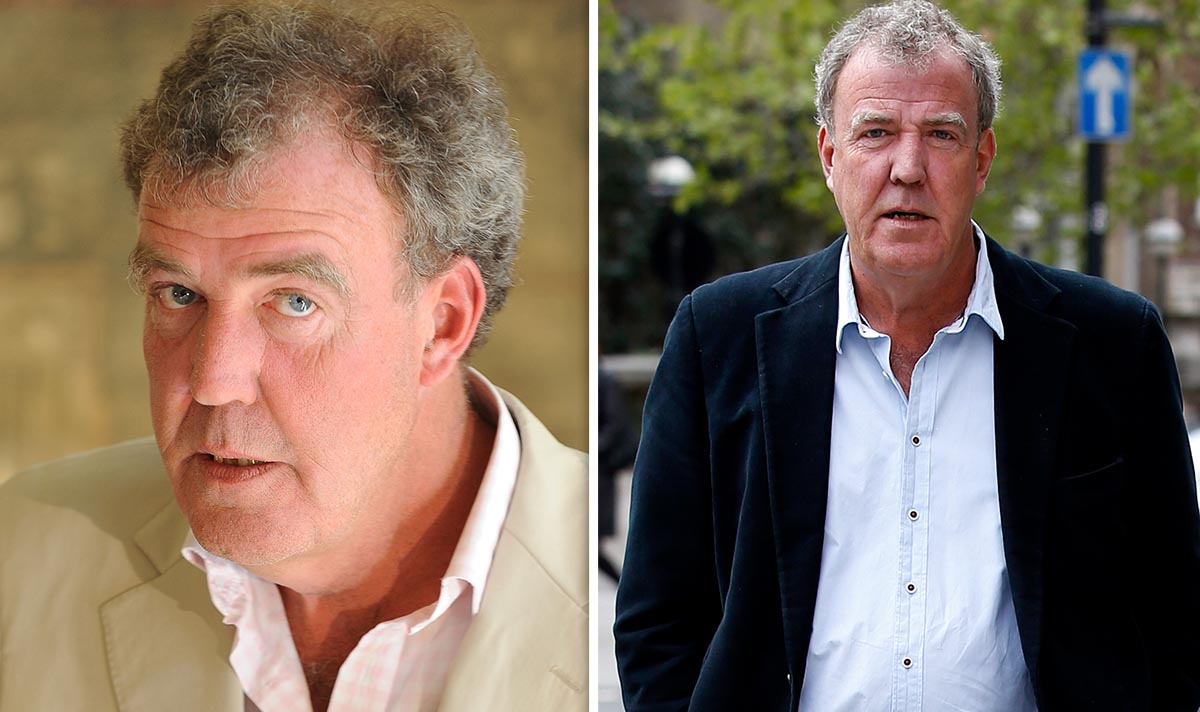 Jeremy Clarkson's comment to girlfriend sparked big move away from home #WhoWantsToBeAMillionaire