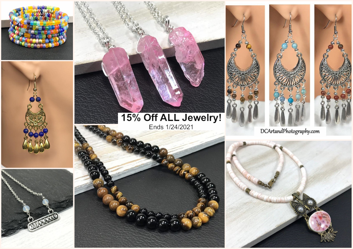 Get those #valentinesday gift orders in! 15% off ALL jewelry in my shop!   https://t.co/ZEacUYORP3   #Valentine #valentinesgifts #valentinesday2021 #love #valentinesgifts #giftideas #shopsmall #etsy #handmade #jewelry #Jewelryaddict #crystals #crystalhealing https://t.co/re2Mkx10Yd
