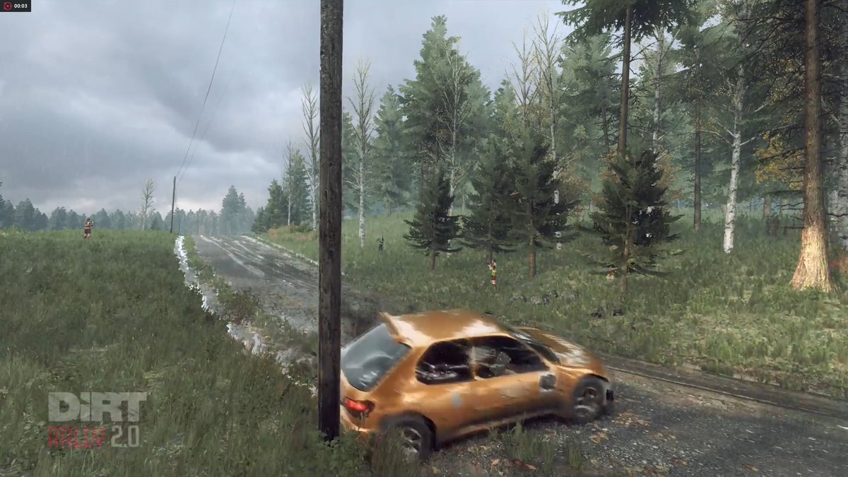 😬  🎦 by the-larch-on Reddit  #DiRTRally
