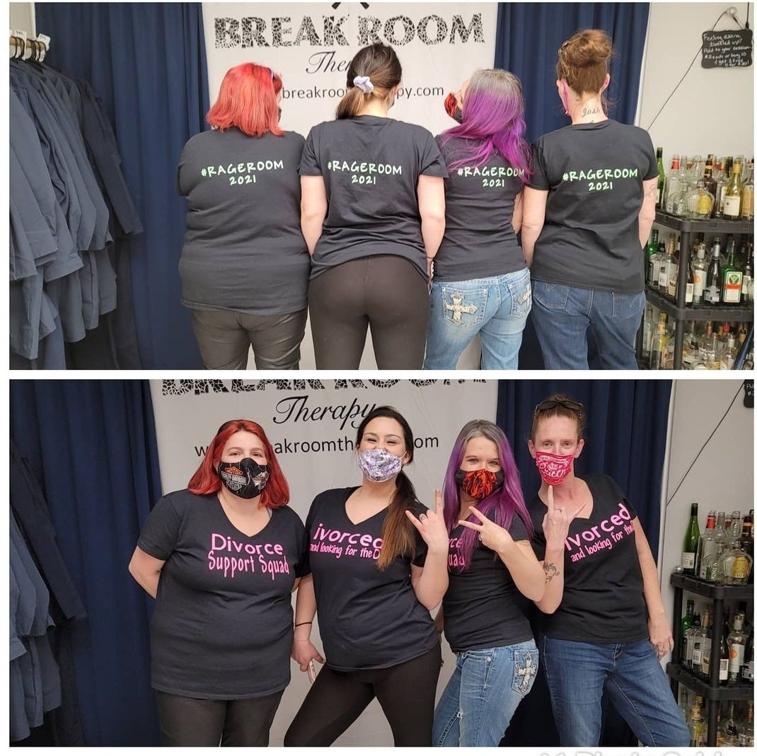 This weekend is starting to fill up. Don't miss out! #BreakRoomTherapy #rageroom #smashroom #experiencegr #WestMichigan #MentalHealthAwareness #MentalHealthMatters #shopsmall #byroncenter https://t.co/tmfkHPnpm1