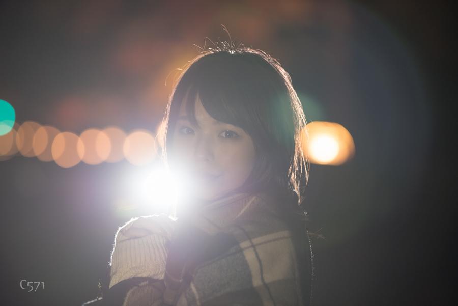 passing through  model_anna(@iam_anna3)  #archiv  #ニッポンのポートレート   #night  #photography    寒い夜でした。やっぱりどれもこれも自分にはよい想い出。きっとポートレート撮影は想い出作りなんだと思います。