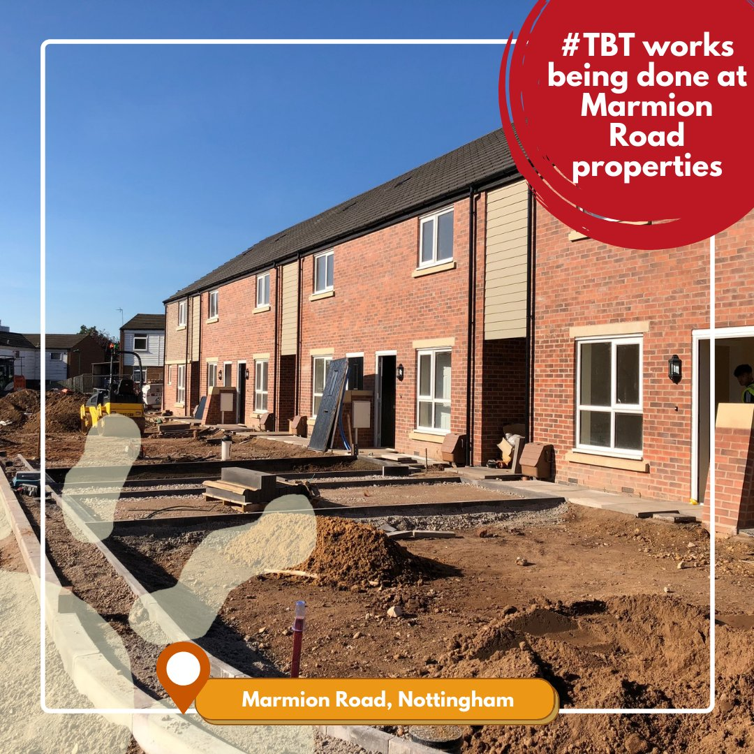 Featuring Marmion Road development before and after. Visit our website:  #TBT #wearetuntum #housingforall #bme