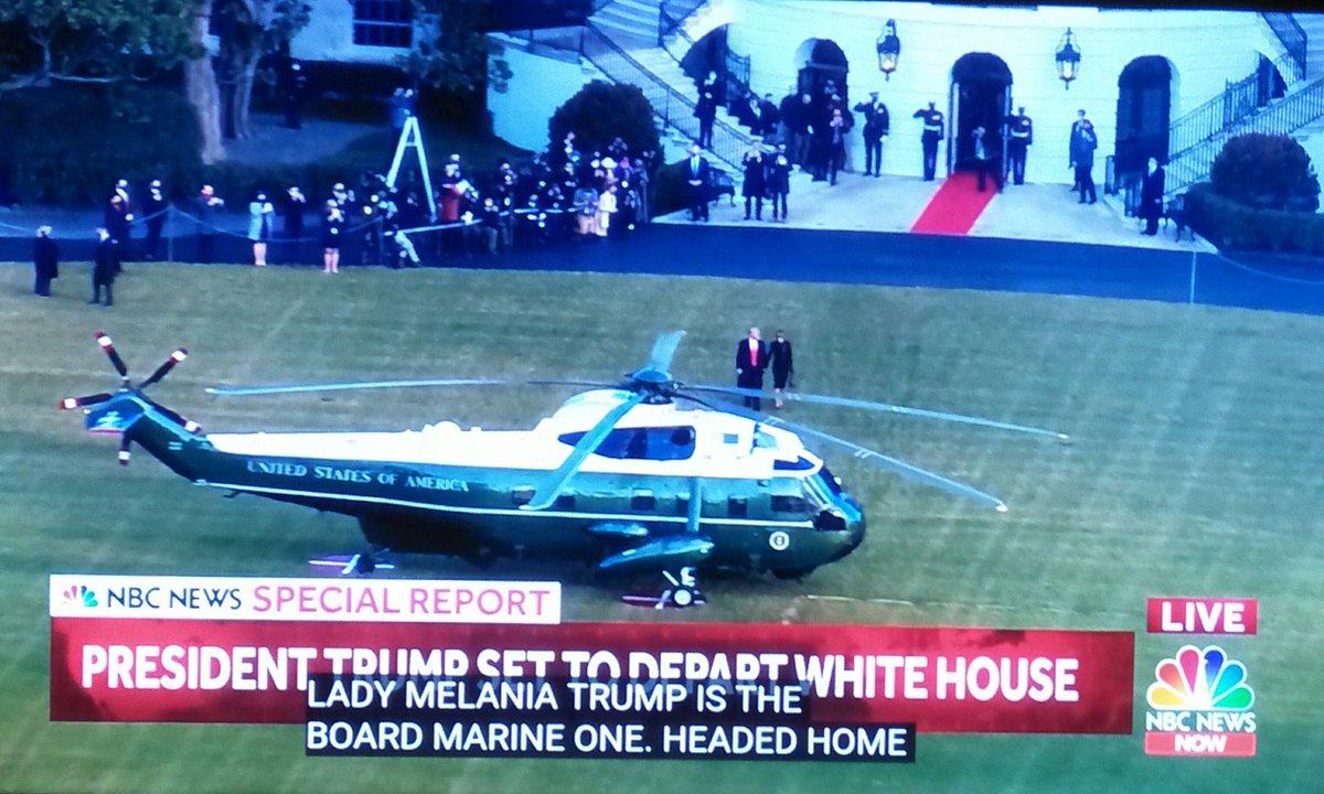 That's all, folks. #ByeTrump bye asshole 👋