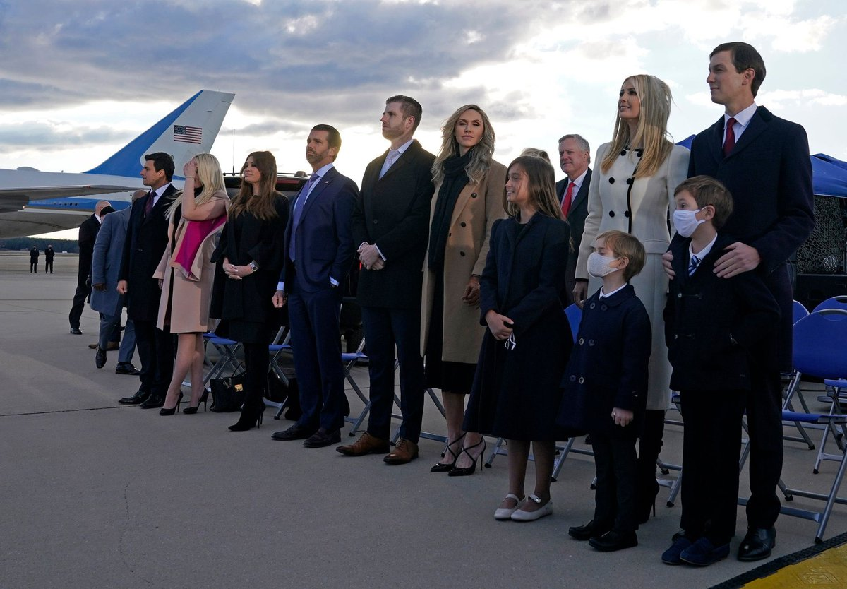 Bye maskholes!!! #TrumpsLastDay #InaugurationDay