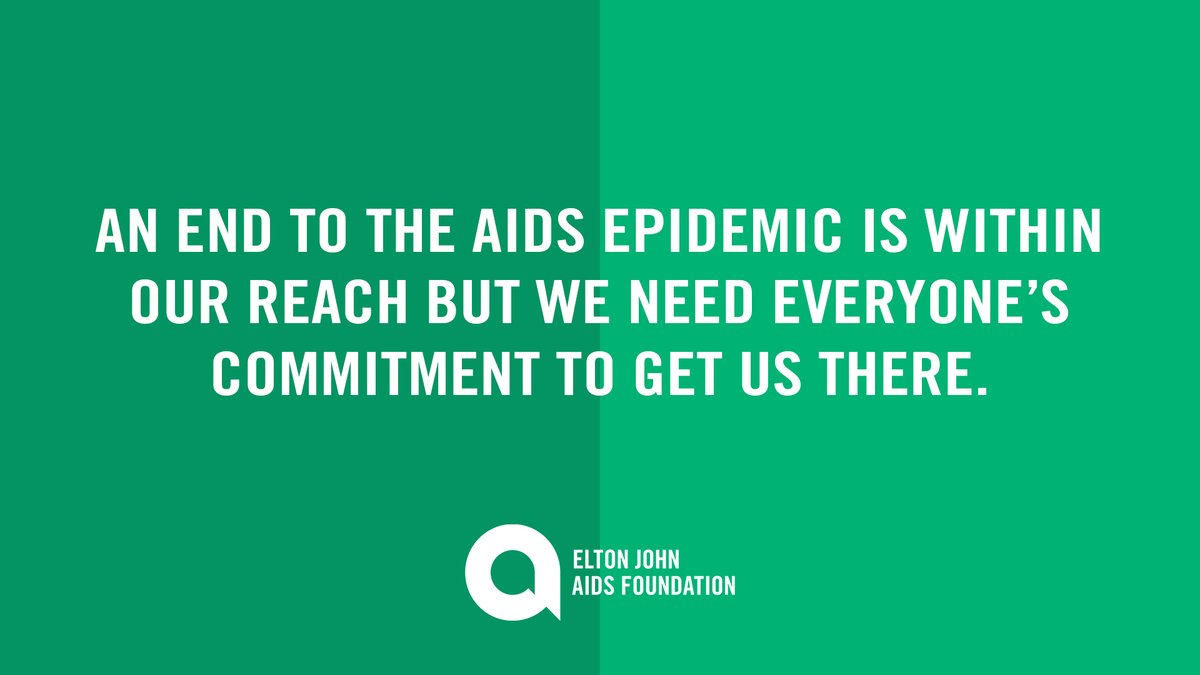 With @JoeBiden's inauguration taking place today, we at @EJAF hope that the incoming administration will re-engage and double its efforts in the global fight to end #HIV/#AIDS.  The goal is within our reach but we need everyone's commitment to get us there!