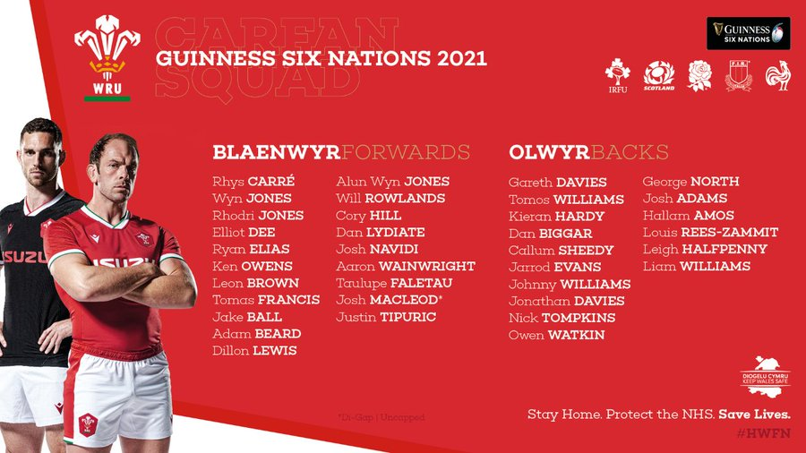 test Twitter Media - The Six Nations squads for Scotland and Wales are IN!  🏴󠁧󠁢󠁳󠁣󠁴󠁿 Cameron Redpath gets a call-up having previously represented England U20s, and Finn Russell returns.  🏴󠁧󠁢󠁷󠁬󠁳󠁿 Dan Lydiate is back on the international stage for the first time since 2018.  What are your thoughts, rugby fans? 🤔 https://t.co/FGkvhiTZgI