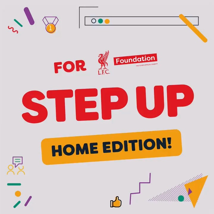 We're live at 11am with our Step Up virtual session for 8-11 year olds.🤩  There's still time to book on & join us for some fun!💫  📲