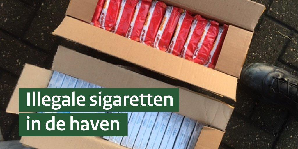 test Twitter Media - Onze tabaksspeurhonden sloegen meteen aan bij 4 #containers in de haven van #Rotterdam. Maar liefst 30 miljoen illegale #sigaretten troffen we aan tussen pakken noedelsoep en glazen potten. De containers waren op weg naar Groot Brittannië en Duitsland. https://t.co/PmoE62K6V9 https://t.co/ZgWQ9c48A1