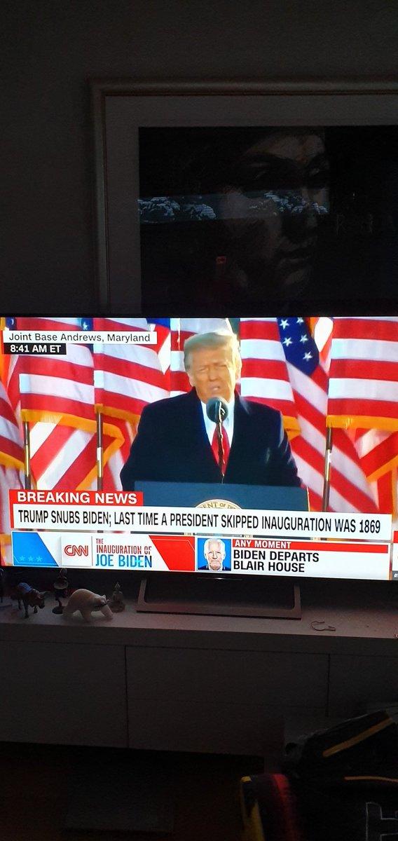 Donald on taas duck. Donald is again a duck. 😊🙄#usavaalit #BidenInauguration #BidenTransition