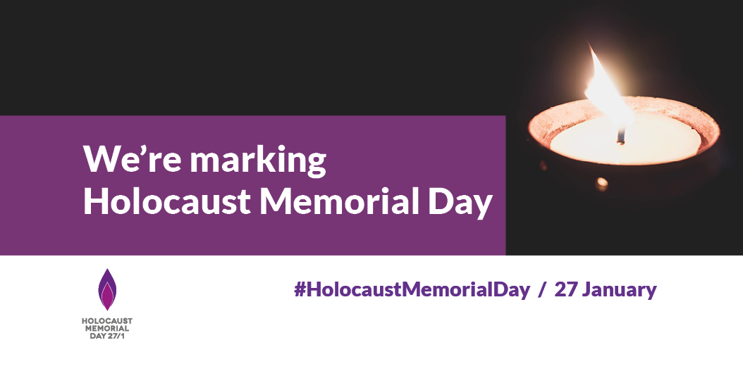 #HolocaustMemorialDay is on 27 January. This week we'll be remembering victims of the Holocaust, Nazi persecutions and subsequent genocides in Cambodia, Rwanda, Bosnia and Darfur. Today we're highlighting this ten-minute film about why we commemorate.  ➡️https://t.co/neRddOQNDZ https://t.co/H2muWXN7AE