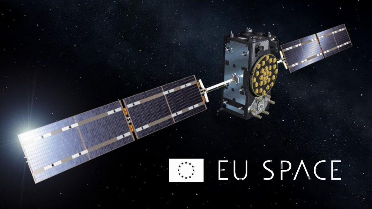 .@EU_Commission awards €1.47 billion in contracts to position 🇪🇺 in the global race for the 2nd generation of #Galileo satellites 🇪🇺digitally config. antennas 🇪🇺inter-satellites links 🇪🇺new atomic clocks technologies 🇪🇺full electric propulsion systems ec.europa.eu/defence-indust…