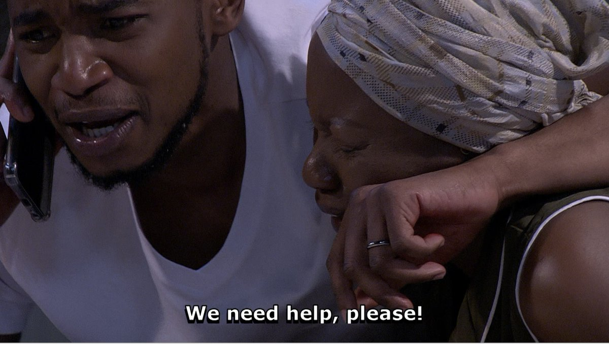 They say: Excruciating pain is the price of healing. But, could the same be said about Grace? 💔😭 #etvScandal https://t.co/1rJLldJ0rP